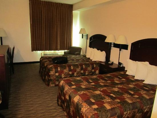 Settle Inn & Suites Harlan: Beds