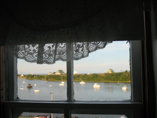 Narragansett Inn: Looking Across Great Salt Pond
