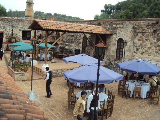 Desayunos bufet Hacienda Santa Maria Regla