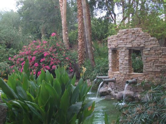 The Scott Resort & Spa: Grounds