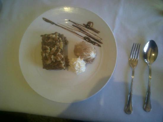 Hotel Villa Frigiliana: cappuccino cake