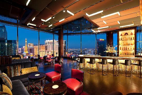 Skybar Las Vegas The Strip Restaurant Reviews Photos