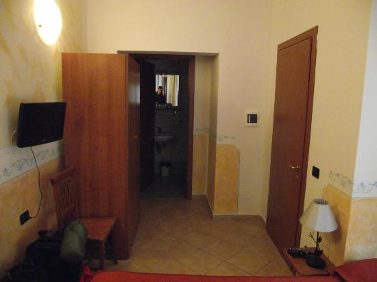 Hotel Palazzuolo: basic but spacious