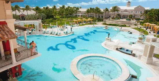 Sandals Emerald Bay Golf, Tennis and Spa Resort: Sandals Emerald Bay