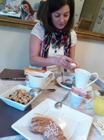 Cece e Simo B&B: breakfast time :)