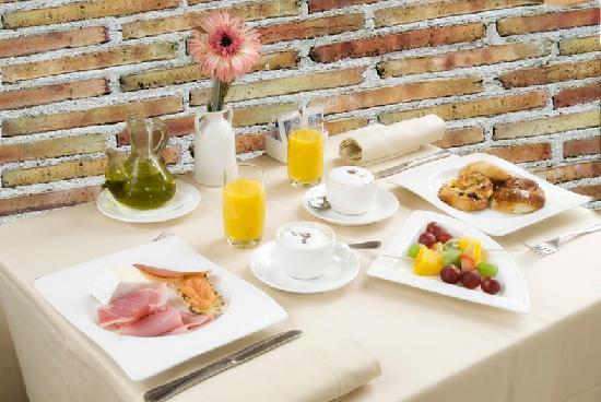 Hotel Parquesur: Detalle Desayuno
