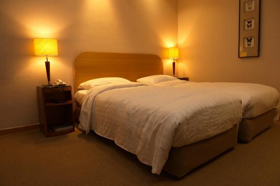 Spring City Resort: twin bed