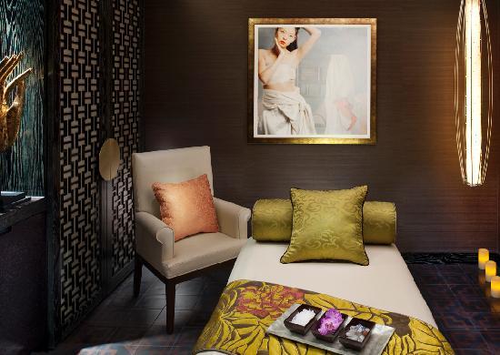 The Spa at Mandarin Oriental, Las Vegas : Treatment Room