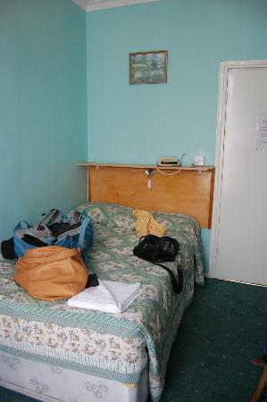 Surtees Hotel : Room... there was not much more to it.