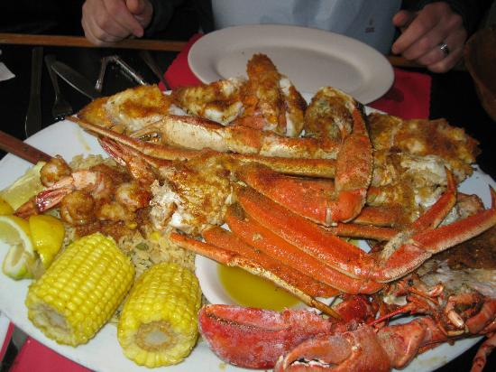 Photo of Seafood Restaurant The Original Crab Shanty at 361 City Island Avenue, Bronx, NY 10464, United States
