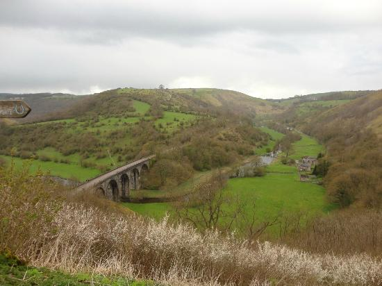 Monsal Head Hotel: View from the hotel