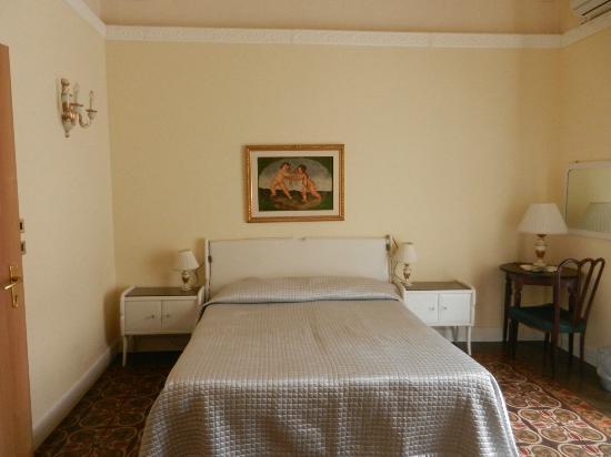 Hotel Rubens: Unser Zimmer