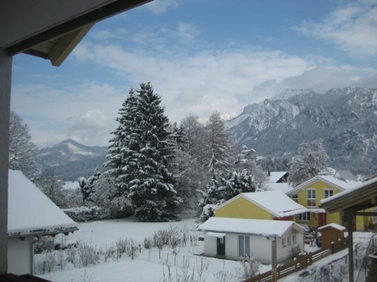 Landhotel Guglhupf: Ein tolles Panorama