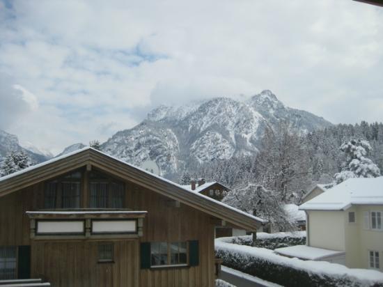 Landhotel Guglhupf: Wunderbarer Blick