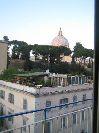 Da Maria Jose a San Pietro B&B: View from the balcony