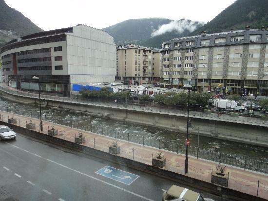 Novotel Andorra : vista