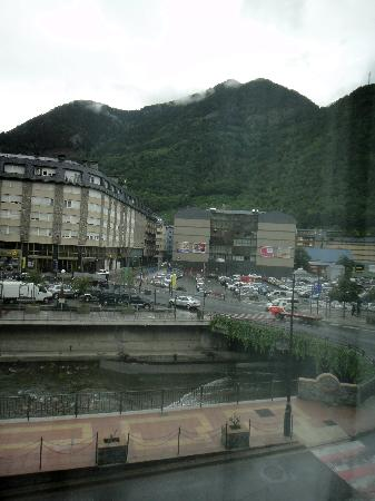 Novotel Andorra : vista 2