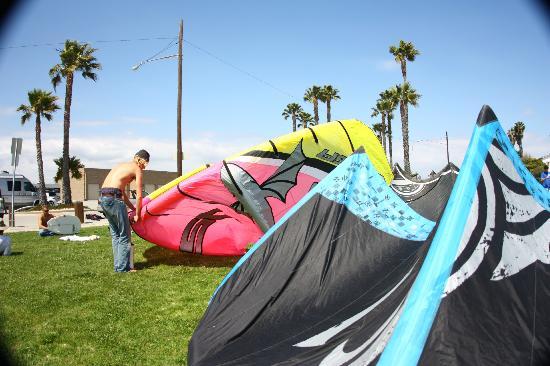 Orange County Kitesurfing LLC: Seal Beach