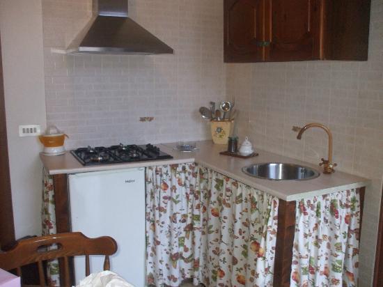 Nonna Peppina: Cucina