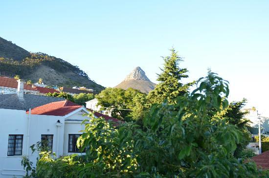 Blackheath Lodge : View from our en-suite