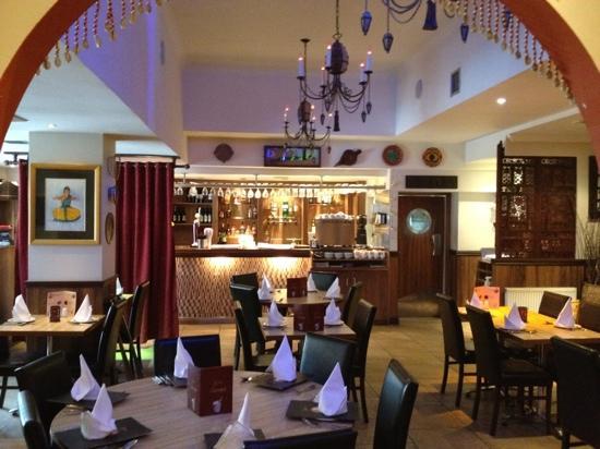 Indian Restaurant Bearsden