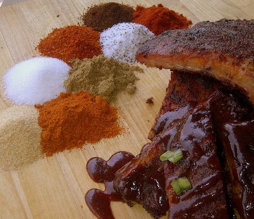Zachary's BBQ Southern Comfort & Catering: Ribs and Rubs
