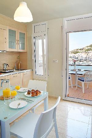 Hotel Spa Cap de Creus: office hab vista mar amb jacuzzi