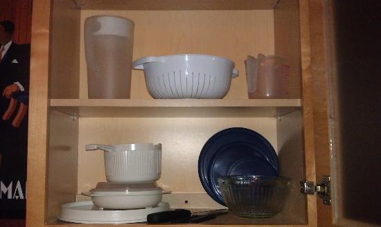 Residence Inn Waynesboro: Dishes