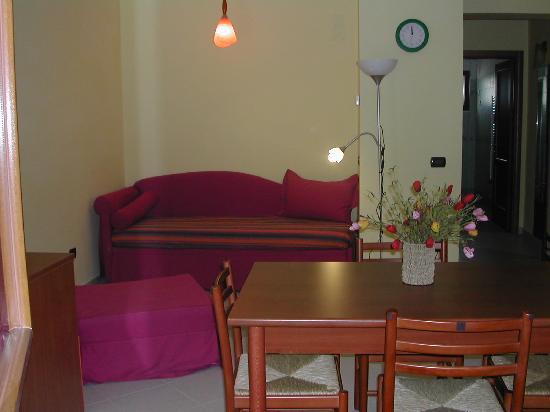 Residence Perla Bianca: un soggiorno