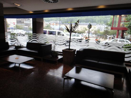 Novotel Andorra :  lobby