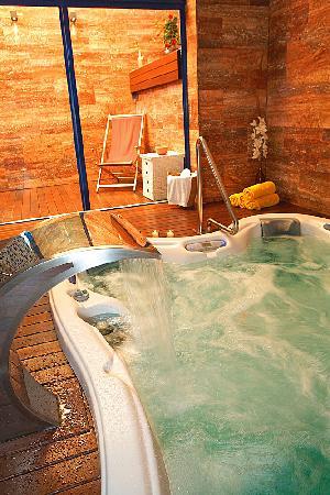 Hotel Spa Cap de Creus: spa