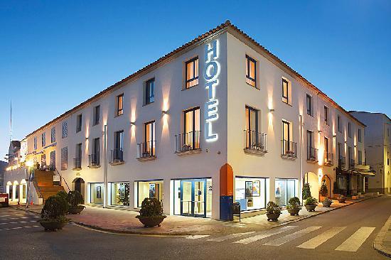 Hotel Spa Cap de Creus: façana hotel