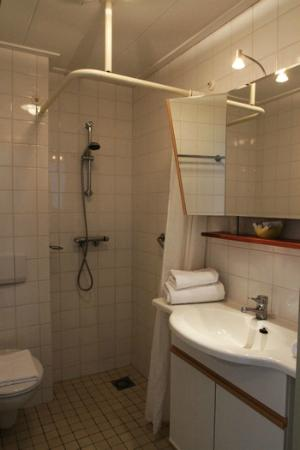 Strandhotel de Horn: Bathroom
