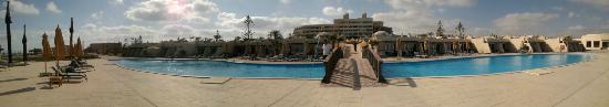 Iberotel Borg El Arab: Pool Area
