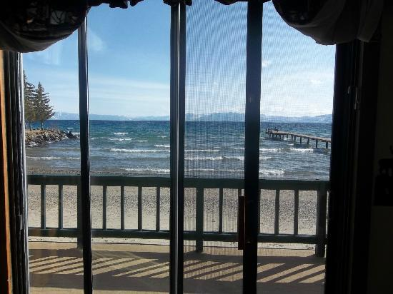 Franciscan Lakeside Lodge: our view