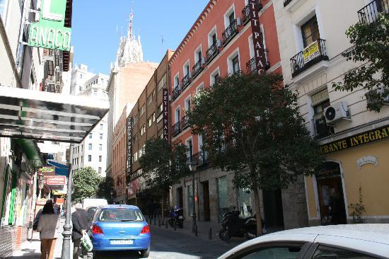Hotel Petit Palace Tres Cruces Madrid Tripadvisor