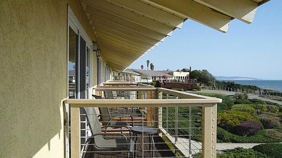 Spyglass Inn: room view