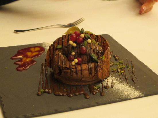 Casa Lobato: 4 CHOCOLATES A DOS TEMPERATURAS