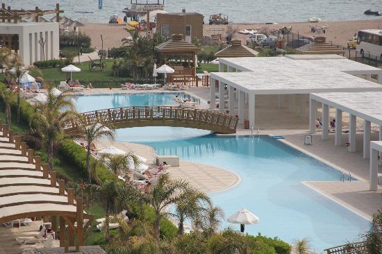 Hotel Baia Lara: Pool