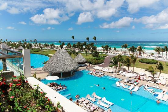 hard rock hotel casino punta cana view from our balcony - Punta Cana Resorts Hard Rock Hotel