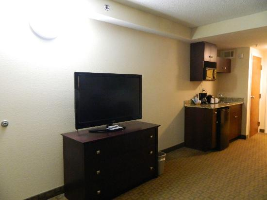 Holiday Inn Express Petersburg-Fort Lee: Seating Area