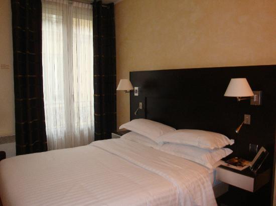 Hotel Magellan: Habitación muy cómoda
