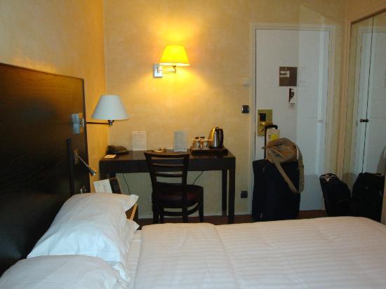 Hotel Magellan: Habitación con tea facilities