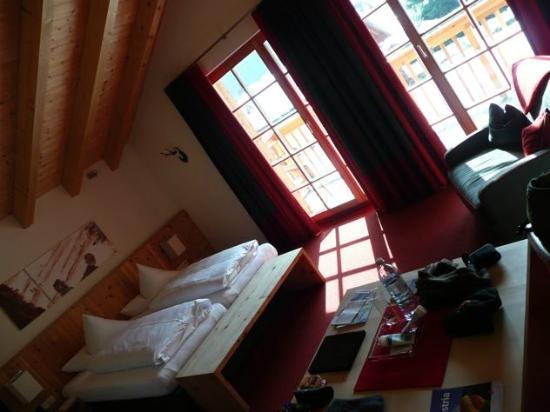 Der Waldhof: Our room