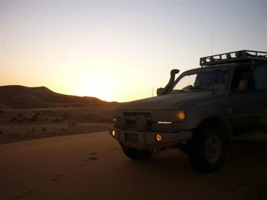 ‪‪Kasbah Azalay Merzouga‬: Sunset in the Dunes 4x4‬