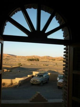 Kasbah Azalay Merzouga: View from the hotel