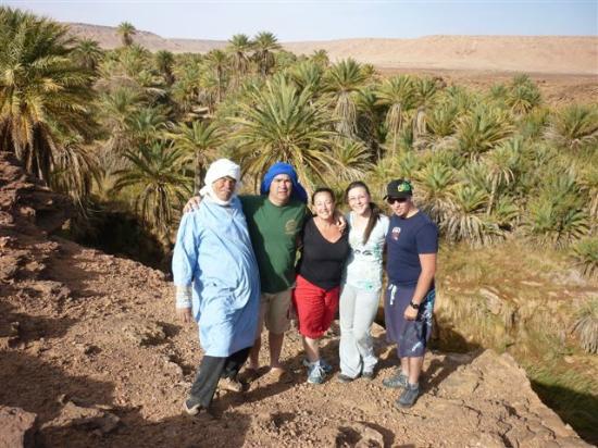 Kasbah Azalay Merzouga: Oasis Saf Saf