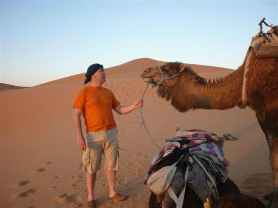 Kasbah Azalay Merzouga: Camel Trek Erg Chebbi