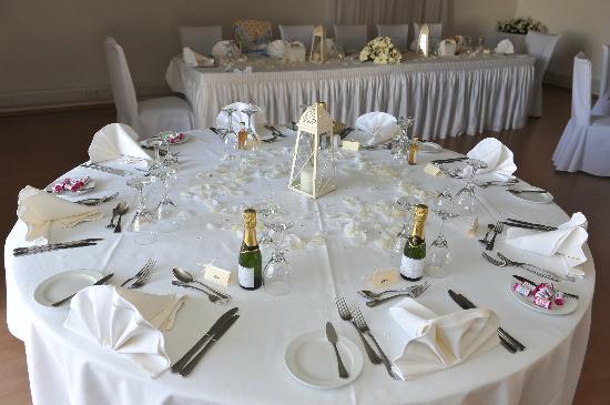 Louis Ledra Beach: Wedding Dining