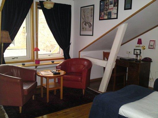 Hotell Gastis: Rum mot fönstret